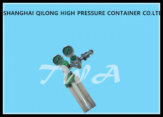 Digital High Pressure Oxygen Regulator With Flow Meter Health Care Product  YR-86-31