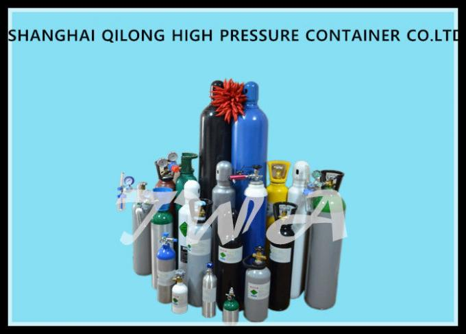 ISO9809 Standard 50L Industrial Gas Cylinder  with high  Pressure