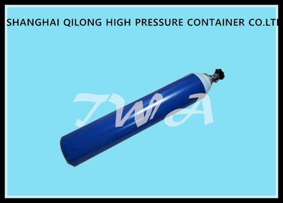 China DOT Seamless Portable Oxygen Tanks For Breathing Oxygen Cylinder Refill supplier