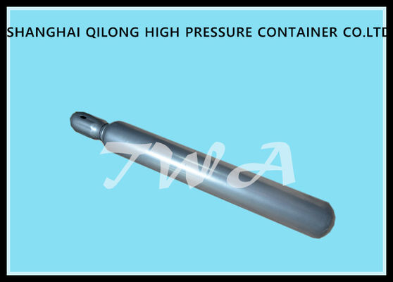 China 20l Industrial 34CrMo4 Steel Acetylene Gas Cylinder / Argon Co2 Cylinder supplier