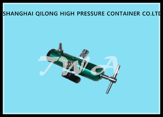China QL-ACGA870R-9 in hospital or at home, CGA 870 valve connected by American Brass Medical Use Oxygen Regulator For supplier