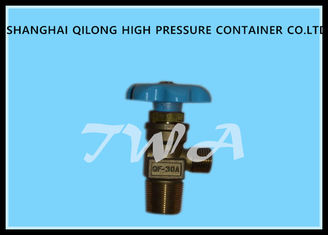China Brass Oxygen cylinder valves,pressure reducing valves ,QF-30,Flapper-type hydrogen cylinder valve supplier