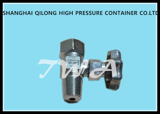 China Connected By Thread GB8335 PZ27.8  Oxygen Air Pressure Relief Valve Needle Type supplier