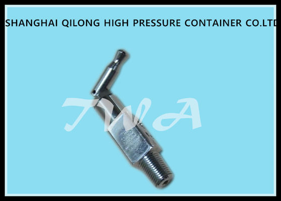 China CGA870-1 Gas Cylinder Valve Pressure Reducing Valves Temperature Resistance supplier