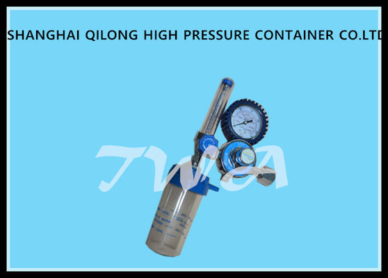 China Medical Oxygen Regulator , Gas Cylinder High Pressure Gas Cylinder  YR-86-16 supplier