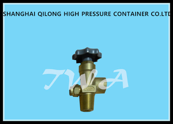 China Brass Oxygen Adjustable Pressure Relief Valve / Acetylene Gas Pressure Reducing Valve supplier