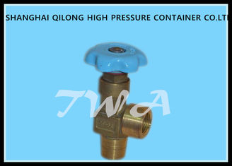 China Ammonia Gas Adjustable Air Pressure Relief Valve Connected By Thread GB8335 PZ27.8 supplier