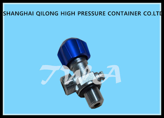 China Oxygen Atmosphere, Nitrogen Gas Adjustable Pressure Relief Valve Brass supplier