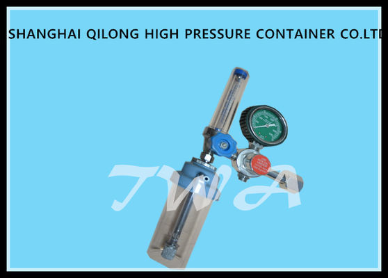 China Flow Meter Health Care Digital Medical Oxygen Tank Regulator  / Medical Gas Regulators supplier