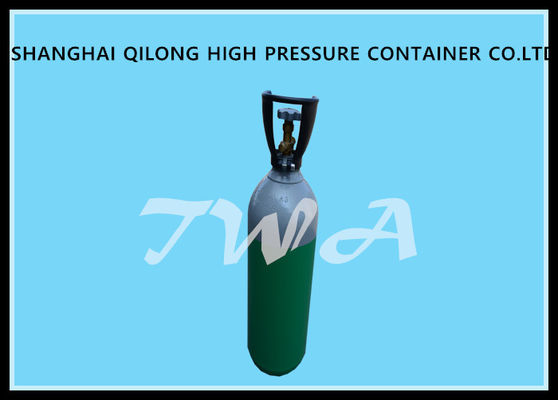 China 1.34L High Pressure Aluminum Gas Cylinder L Safety Gas Cylinder for Medical supplier