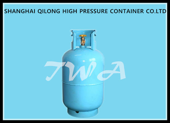 China Low Pressure BBQ 13KG LPG  Gas Cylinder / Lpg Storage Tank supplier