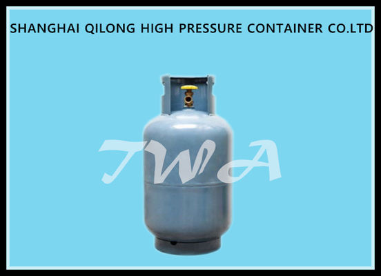China Household Steel 48 Kg Lpg Gas Cylinder Safety 118L Lying Smooth Body supplier