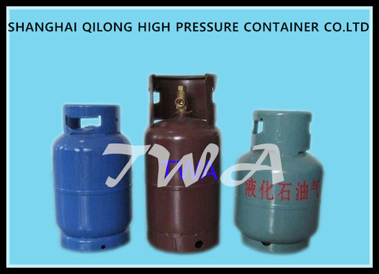 China Household Cooking  Steel Lpg Gas Bottles Low Pressure Cylinder supplier