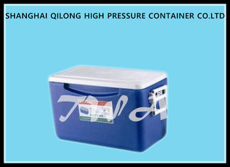 China Durable Food - Grade Ice Cooler Box Integrated Thermal Insulation supplier