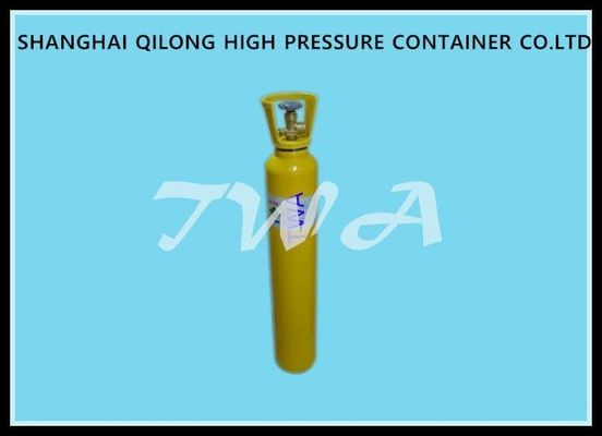 China Industrial welding gas bottle sizes 40L  with 34CrMo 34CrMo4 supplier