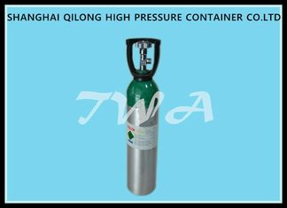 China Alloy Aluminium Cylinder High Pressure Aluminum Gas Cylinder 20L Safety Gas Cylinder for Medical use supplier