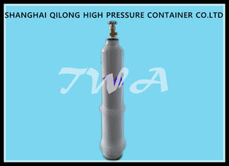 China Empty Medical Steel Gas Cylinder / Oxygen Tank Portable supplier