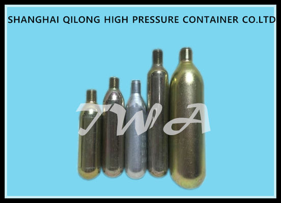 China Carbon Dioxide  Disposable Welding Gas Bottles / Compressed Air Cylinder supplier