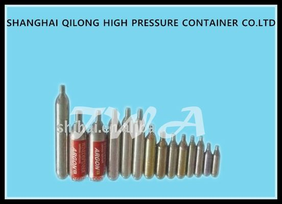 China Emergency Aerophores Disposable Welding Gas Cylinders D30-38 38g supplier