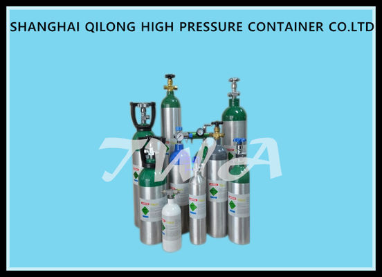 China Alloy 6061 Aluminum 0.6-12L Scuba Diving Cylinder For Diving supplier