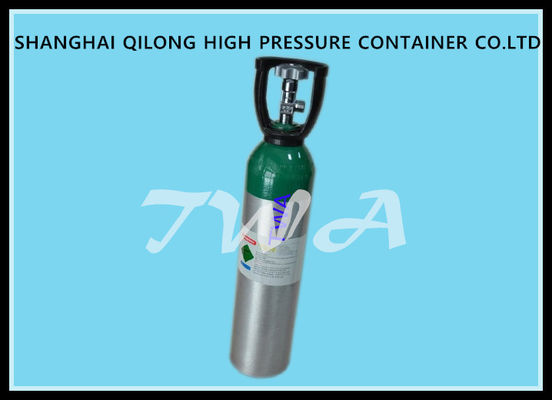 China Alloy 6061 Aluminium Scuba Cylinder  5L Small Diving Oxygen Tank supplier