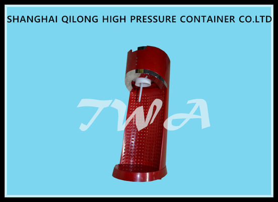 China Portable Red Color Home Use Soda Water Maker Easy To Clean Water Filters supplier