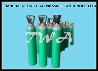 China 13.4L Standard Argon Welding Cylinder High Pressure 580mm Height supplier
