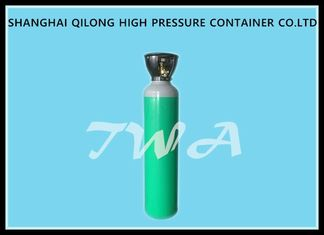 China 40 ISO9809  Standard  Liter Industrial High Pressure Argon Gas Cylinder Price TWA supplier