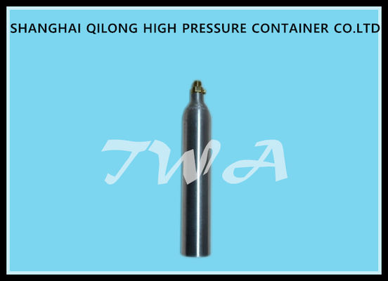 China 0.75L EU Certificate High Pressure Lightweight Gas Cylinder / Argon Gas Bottle supplier