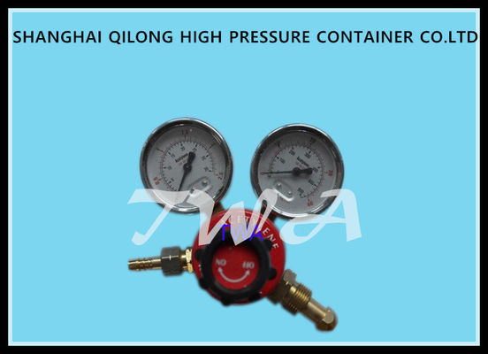 China Stability Air Pressure Industrial Gas Regulator 3Mpa For Dissolved Acetylene Gas supplier