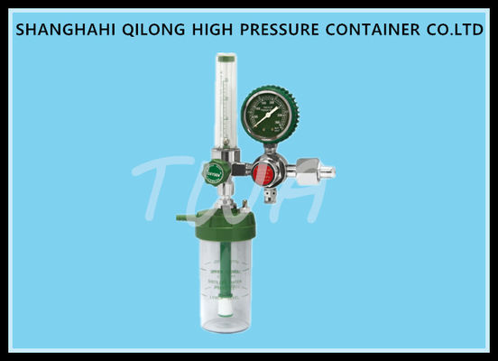 China High - Pressure Medical Oxygen Regulator , medical oxygen tank regulator supplier