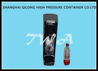 China Home Use Soda Water Maker , Mini Low Noise Homemade Soda Machine Lightweight supplier
