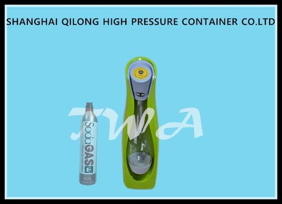 China Stable Pressure 0.6l Capacity Soda Water Maker 84/526/EEC Standard supplier