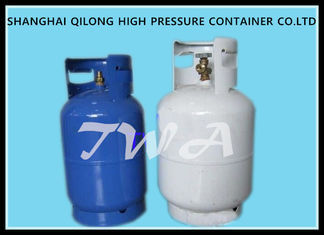 China 4.7L Low pressure LPG Household Gas Cylinder for Kitchen 5kg supplier