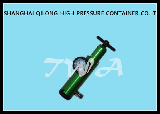 Oxygen regulator,gas regulator, connect with CGA 870 , QL-ACGA870R-10 in hospital or at home