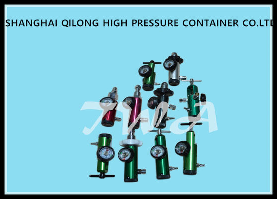 Medical Oxygen Regulator For CGA 870 , QL-ACGA870R-6 in hospital or at home, 15Mpa pressure