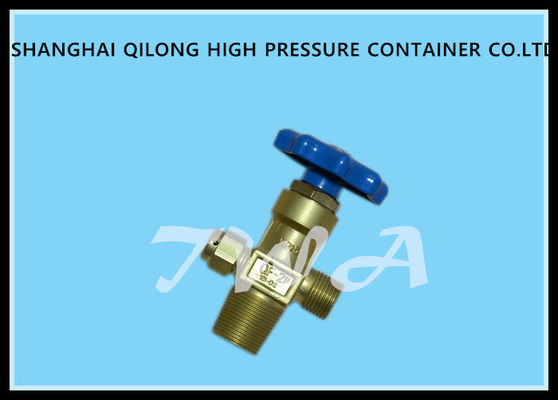 Brass oxygen cylinder valves,pressure reducing valves QF-2P,GB8335 PZ27.8 ,connected by thread GB8335 PZ27.8