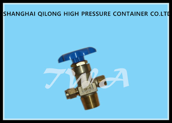 Brass oxygen cylinder valves,pressure reducing valves QF-5,QF-5A,GB8335 PZ27.8 ,connected by thread GB8335 PZ27.8
