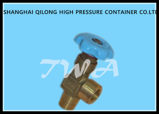 Brass oxygen cylinder valves,pressure reducing valves QF-6,QF-6A,GB8335 PZ27.8 ,connected by thread GB8335 PZ27.8