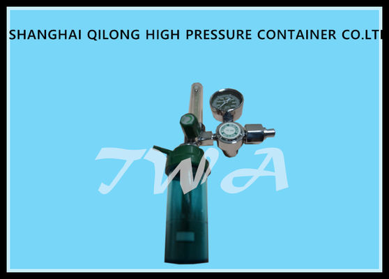 Hospital Oxygen Gas Regulator Artistic Outlook Flow Control Comfortable And Stable