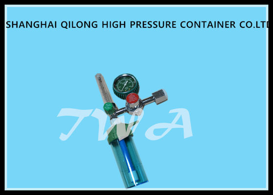 Medical Oxygen Regulator , Gas Cylinder High Pressure Gas Cylinder  YR-86-22