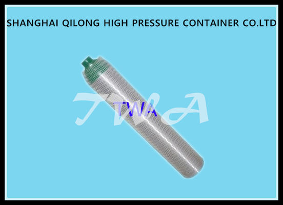 High Pressure Aluminum Gas Cylinder 8L Safety Gas Cylinder for Medical use