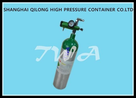 Alloy Aluminum 12L Scuba Diving Cylinder With GB, EN, DOT, ISO9809 Standard