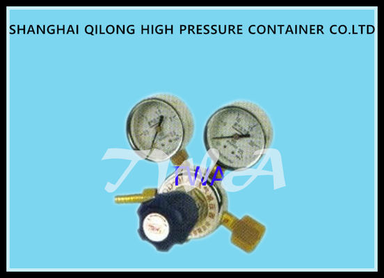 15Mpa Nitrogen Bottle Regulator , N2 Gas Regulator For Industrial