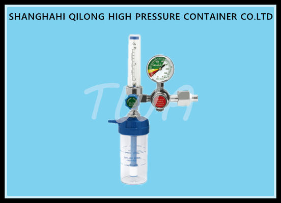 YR-86-5 Medical Oxygen Regulator , High Pressure Oxygen Gas Regulator
