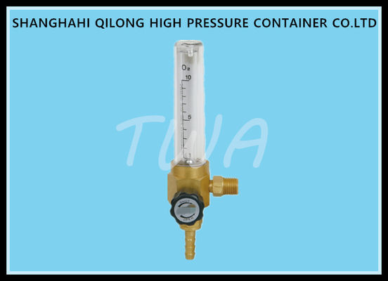 TWA - F0101B Medical Oxygen Regulator Flow Meter 1-10l / Min Or 1-15l / Min Metering Range