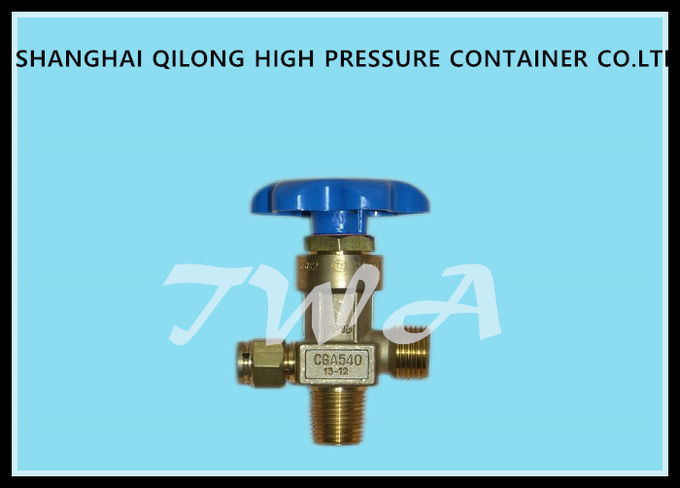 Valve for connecting CGA540,American Brass Medical Use Oxygen Regulator in hospital or at home