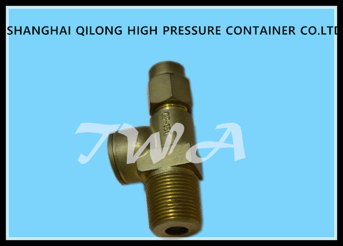 Blue And Black Acetylene Cylinder Valve Pressure Reducing Valves
