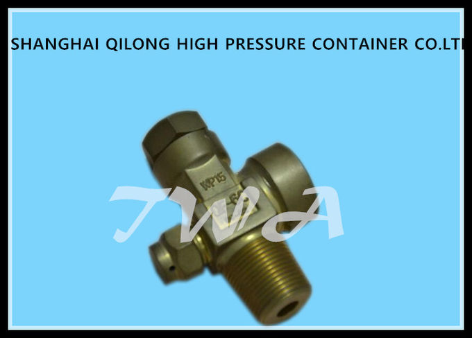 Nitrogen Adjustable Pressure Relief Valve / Oxygen Bottle Valve