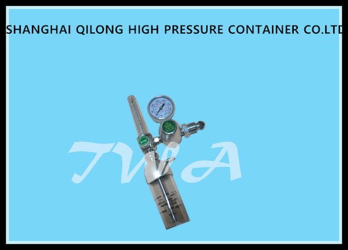 Medical Oxygen Regulator , Gas Cylinder High Pressure Gas Cylinder  YR-86-21